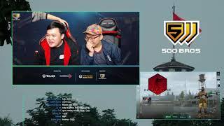 Team Già vs Team Trẻ  - Game 1 - Overpass - 500Bros Showmatch on Server B5