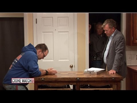 Chris Hansen vs. Predator - Military veteran caught in Connecticut sting (Pt. 2) - Crime Watch Daily
