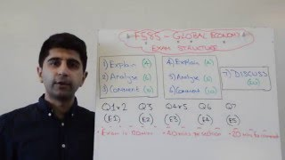 Exam Structure - Global Economy OCR F585