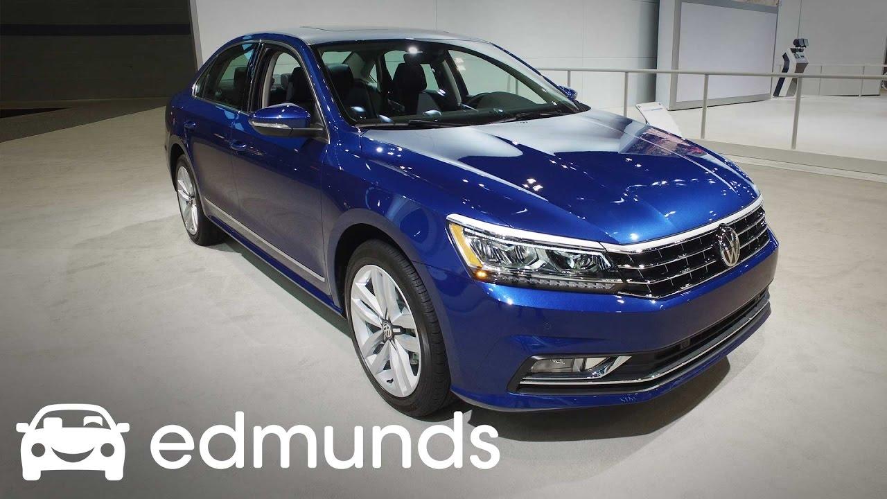 Volkswagen passat review 2017 autocar - 2017 Volkswagen Passat Review Features Rundown Edmunds