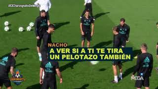 ¡GRAN AMBIENTE! No te pierdas los DETALLES del ⚽️🏋️ENTRENAMIENTO del Real Madrid
