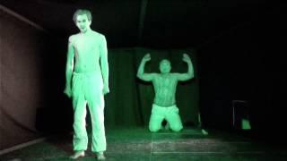 Trailer WOYZECKs BUECHNER - Tragikomisches Musiktheater