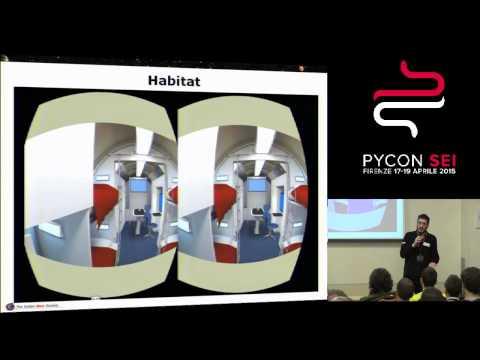 Image from V-ERAS-14: Una missione di esplorazione marziana in realtà virtuale