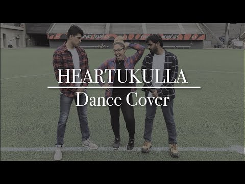 Heartukulla Dance Video | Gulaebaghavali | Prabhu Deva, Hansika | Karthik Nats | USA Version