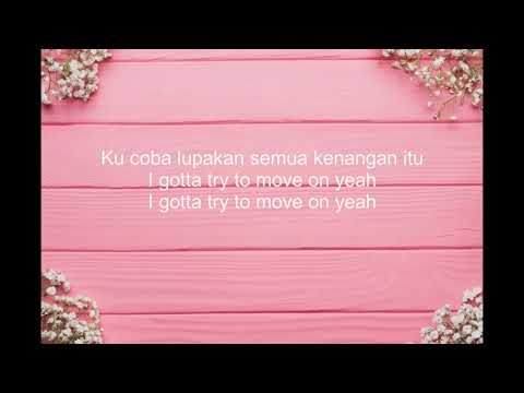 Glenn Sebastian - Move On ( Lyrics Video )