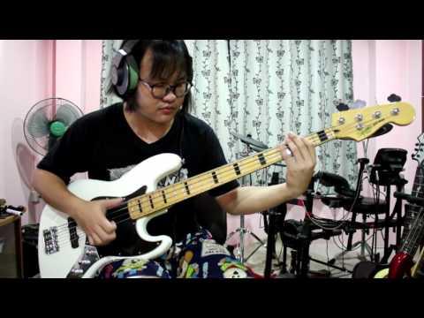 แป๚ะ-syndrome---test-sound-squier-vintage-modified-jazz-bass-70