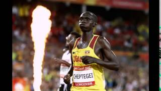 Video Joshua Kiprui CHEPTEGEI win Gold Medal for athletics Men's 10000 metres on 2018 Commonwealth Games download MP3, 3GP, MP4, WEBM, AVI, FLV Oktober 2018