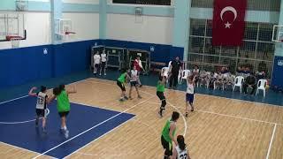 Yeditepe Basketbol -FB U14 Kız Basketbol Hazırlık Maçı