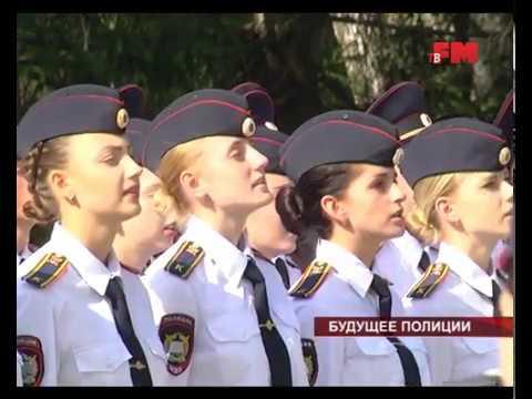 Министр внутренних дел по Республике Крым Сергей Абисов поздравил молодых лейтенантов