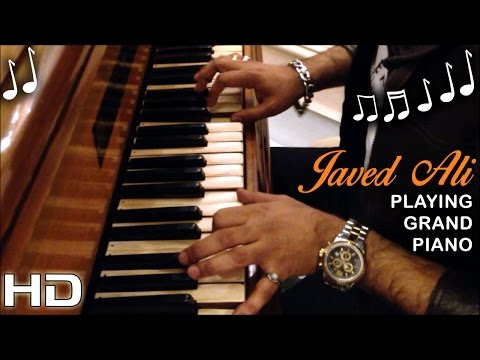 Javed Ali Playing Piano | Bollywood Playback Singer | Javed Ali Live