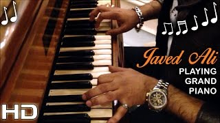 Javed Ali Playing Piano | Bollywood Playback Singer | Javed Ali Live