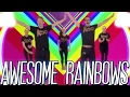 Download Koo Koo Kanga Roo - Awesome Rainbows: Dance-A-Long  MP3 song and Music Video