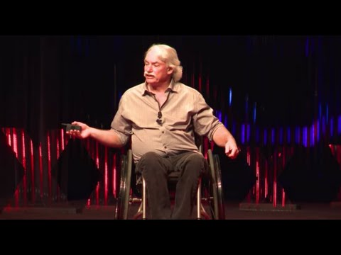 Imagine an Empty Wheelchair at the Trail-head | Peter Rieke | TEDxFargo