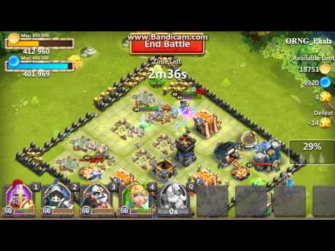 Castle Clash Adventures Game Play Day  102  ASK