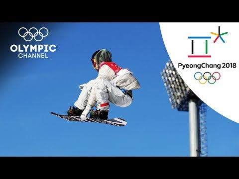 Perfect Backside Triple! Gerard wins Snowboard Slopestyle Gold | PyeongChang 2018