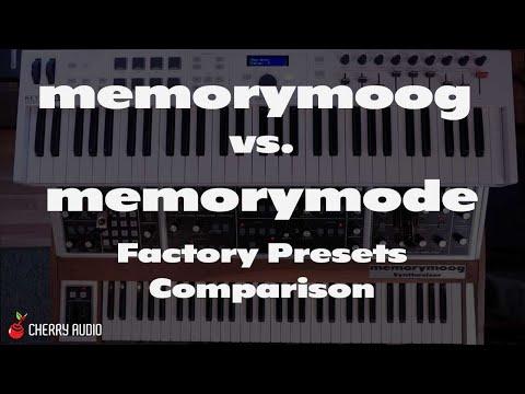Cherry Audio Memorymode | Factory Preset Comparison