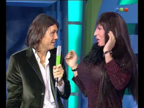 Silvina Luna A Los Besos Con El Turco Naim Doovi