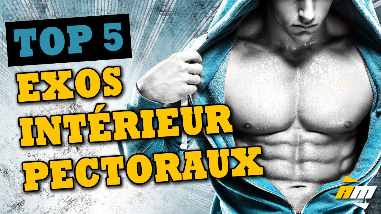 top5 des exercices pour muscler l 39 int rieur des pectoraux by all musculation youtube. Black Bedroom Furniture Sets. Home Design Ideas
