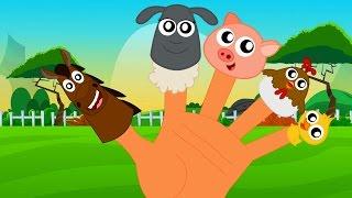 Top Bài Hát Tiếng Anh Hay Nhất Cho Trẻ Em | Finger Family| Học Tiếng Anh Qua Bài Hát