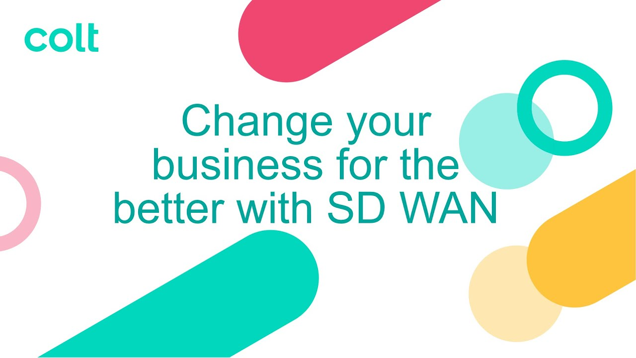 Global SD WAN as a Service - Software Defined WAN - Colt