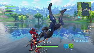 BIG BUG FORTNITE CADDIE !!!