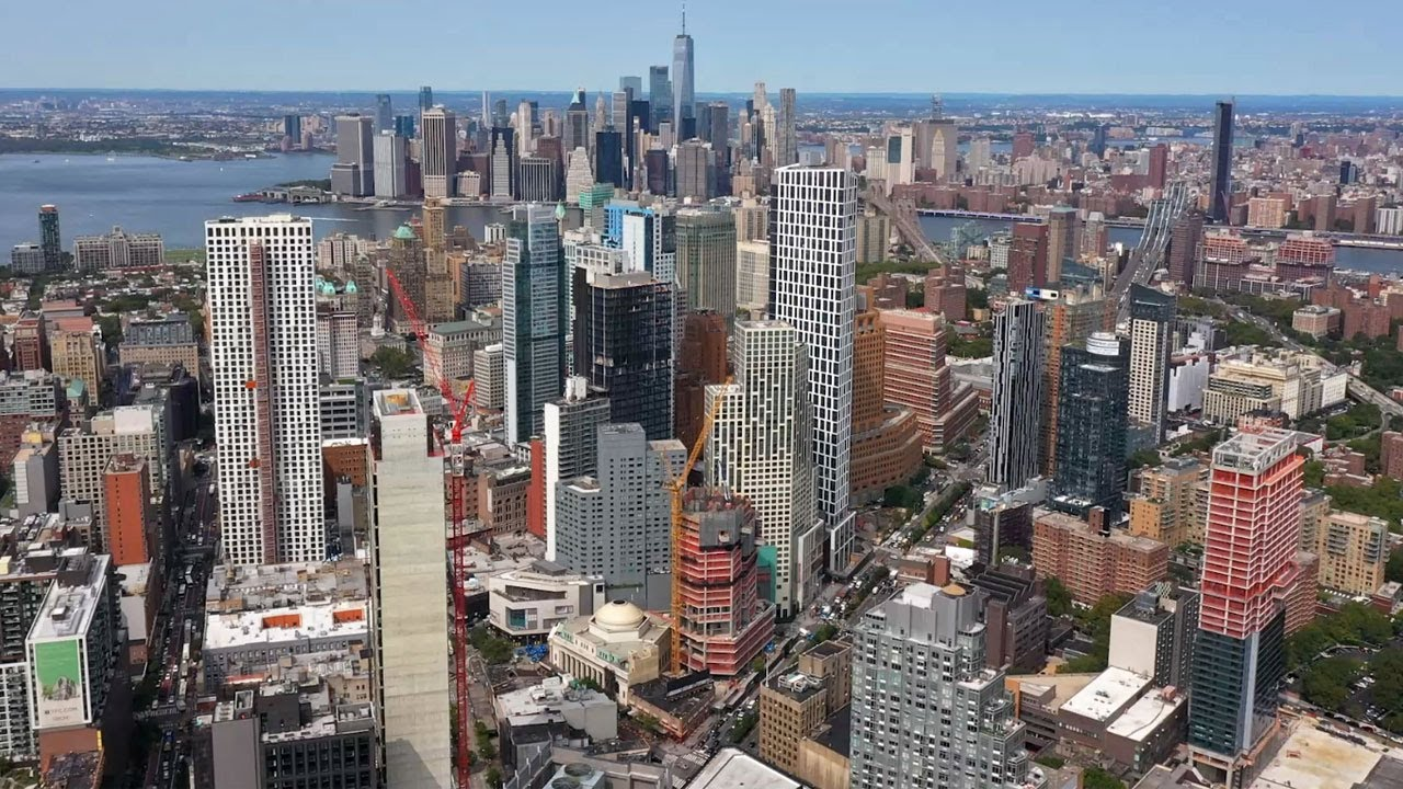 9 Dekalb Ave., New York, USA – ULMA Construction [en]