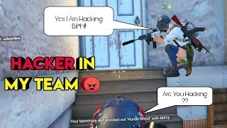 I Met A Hacker Today | Pubg Mobile India Live Highlight #4 | Roasting Guru