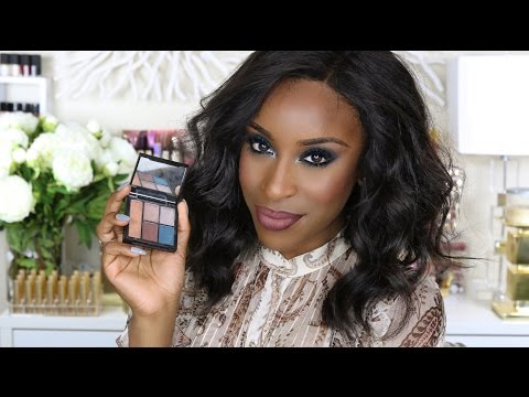 the Jackie Aina J.Glow Palette! Tutorial + Swatches