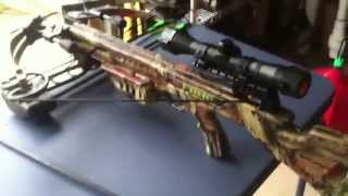 Pse Fang crossbow new for 2015.
