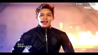 BTOB(비투비)-비밀(Insane) 교차편집(Stage Mix)