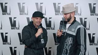 FEVER ONE (ROCK STEADY). INTERVIEW FOR V1 BATTLE 2018. С РУССКИМИ СУБТИТРАМИ