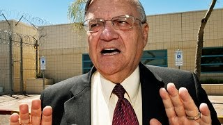 Sheriff Joe Arpaio Charged With Criminal Contempt