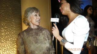 Miss Universe 1952 - Armi Kuusela at the Miss Universe 2011 Watching Party