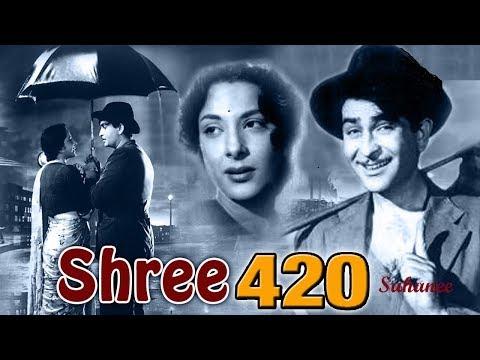 Shree 420 1955 Evergreen Songs