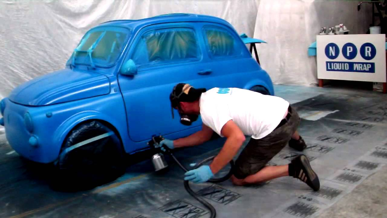 Plasti Dip Vs Spray Paint Car