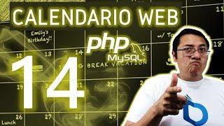 Calendario web con PHP y MySQL utilizando fullcalendar (Video 14.- Recepción get en php)