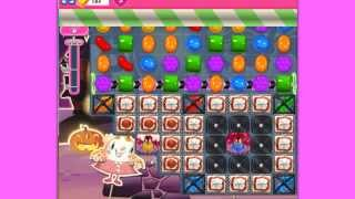 Candy Crush Saga level 713  NEW