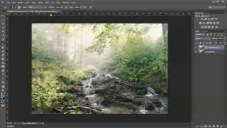виньетирование в Photoshop CS6