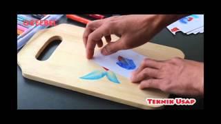 Teknik Usap Greebel di Atas Talenan (Greebel's Swabbing Technique On Cutting Board)