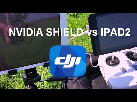 BEST TABLET FOR DJI DRONES 2017 ANDROID OR IOS TEST
