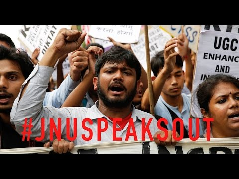 JNU students speak out: What really happened on 9 February