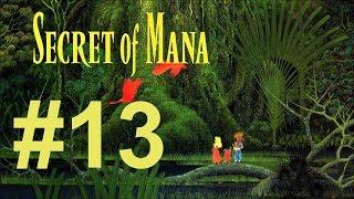 SECRET OF MANA • #13 - Unser Drache [HD+German] | Live Let's Play Secret of Mana Remake