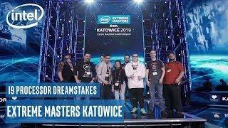 9th Gen Intel Core i9 Processor Dreamstakes: Intel Extreme Masters Katowice | Intel