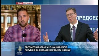 Kostić: Vučić ipak ide na Kosovo