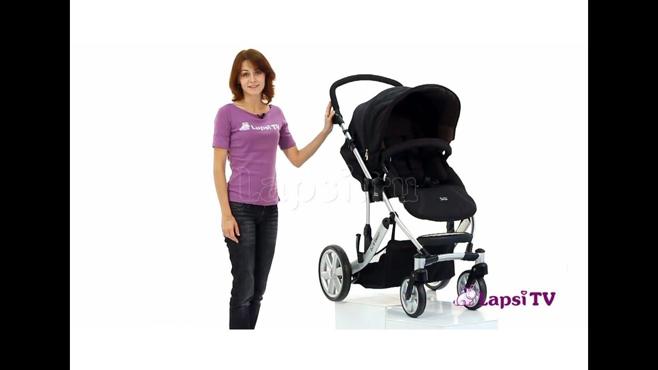 Купить детскую коляску Anex Sport. Разбор отрицательных отзывов. + .