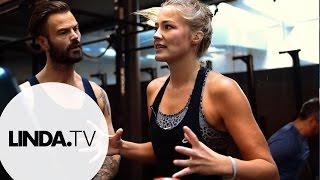 Zweten met Arie.. En Geraldine || Afl. 2 Zweten met Arie || LINDA.tv