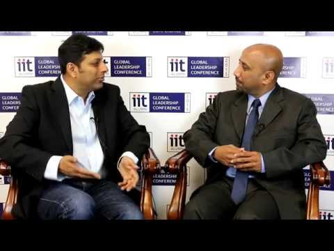 Amit Agarwal interview at IITGLC 2015 - Country Head, Amazon India