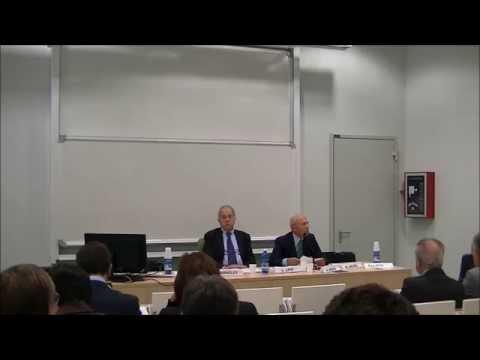Convegno New Deal per l'Europa Parte 1