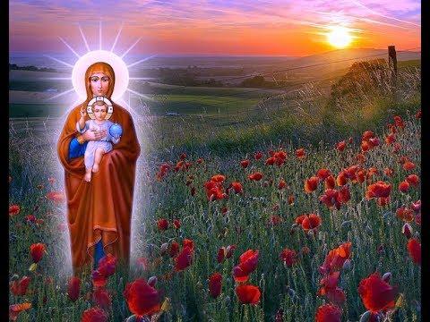 გიხაროდენ მარიამ მღერის გოჩა ჭაბუკაიძე