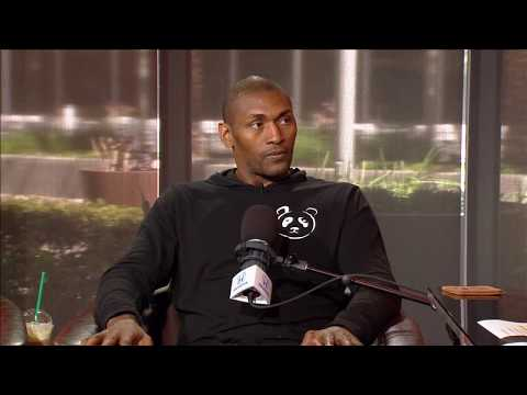 Metta World Peace Joins Michael Rapaport on the Rich Eisen Show - 6/9/2017